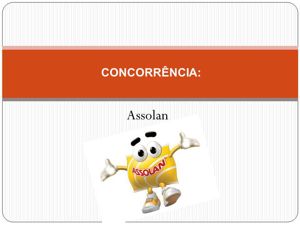 CONCORRÊNCIA: Assolan