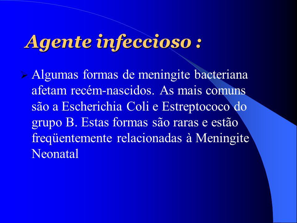 Agente infeccioso :