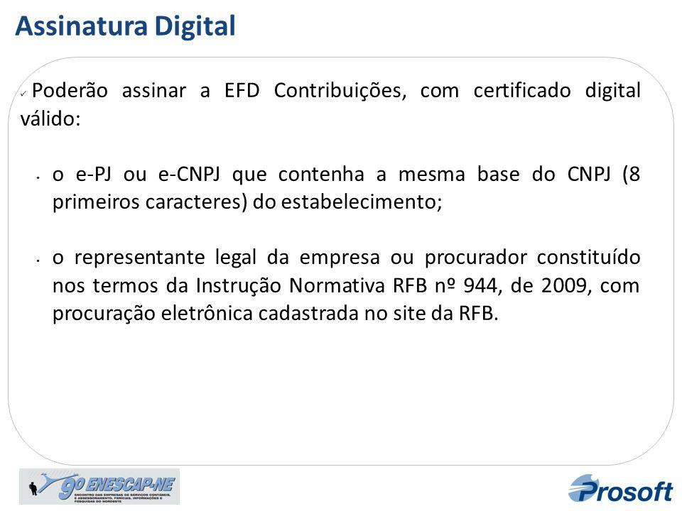 Assinatura Digital Assiatura Digital