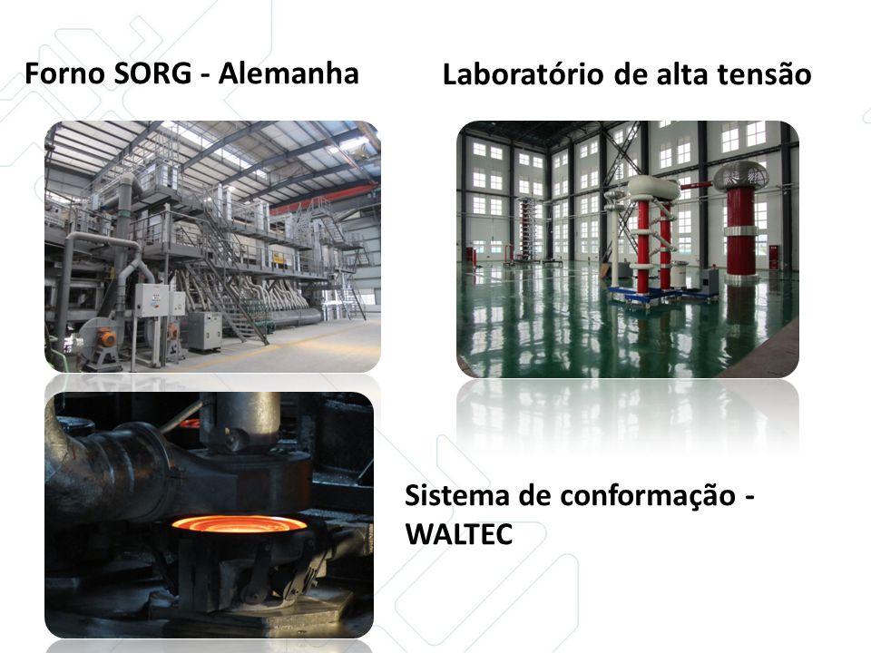 Laboratório de alta tensão
