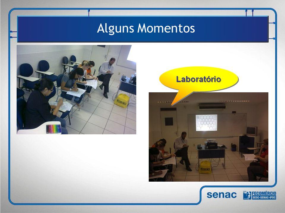 Alguns Momentos Laboratório