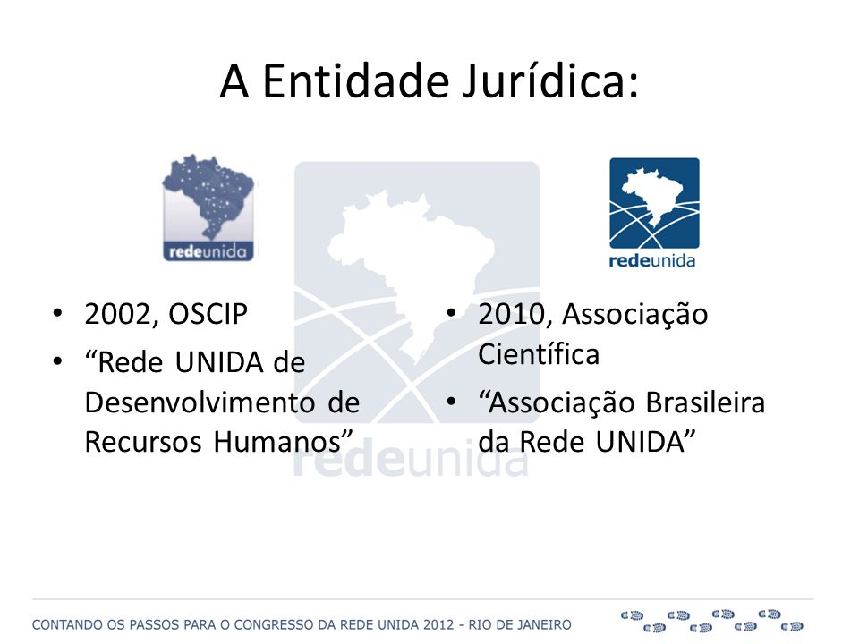 A Entidade Jurídica: 2002, OSCIP