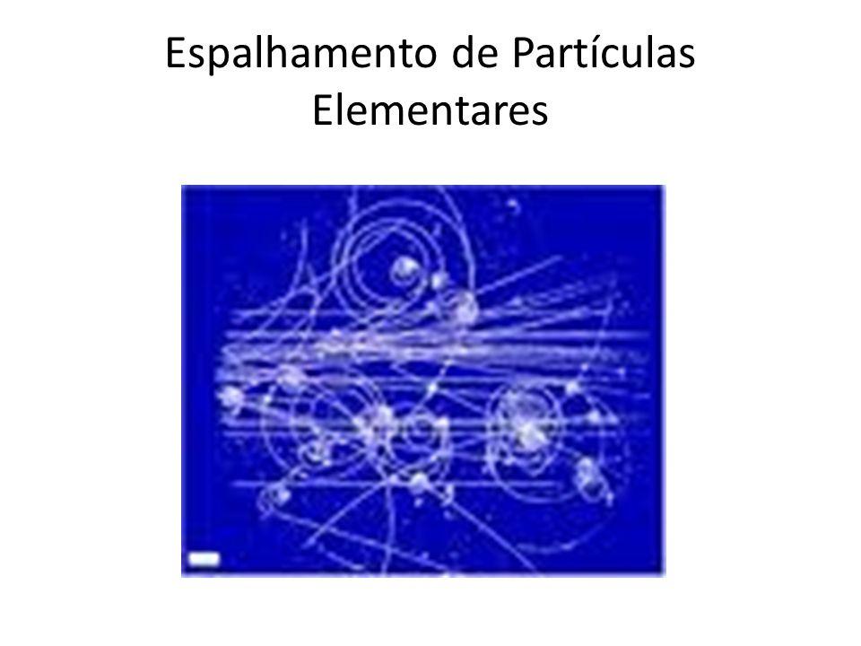 Espalhamento de Partículas Elementares
