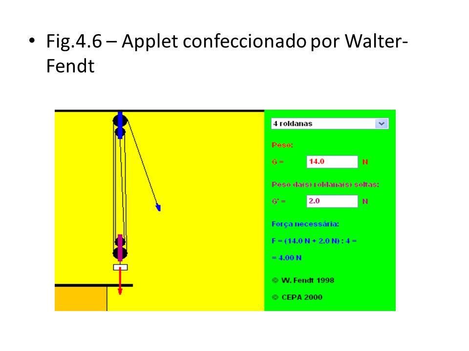 Fig.4.6 – Applet confeccionado por Walter-Fendt