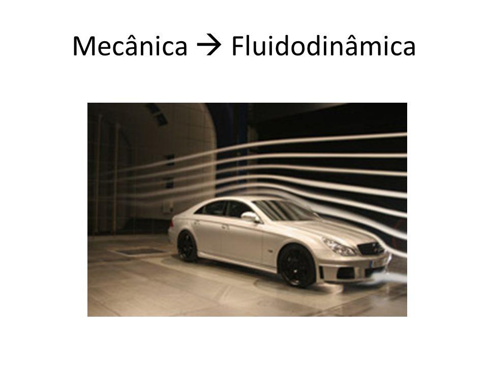 Mecânica  Fluidodinâmica