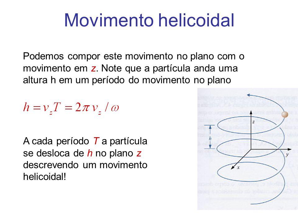 Movimento helicoidal