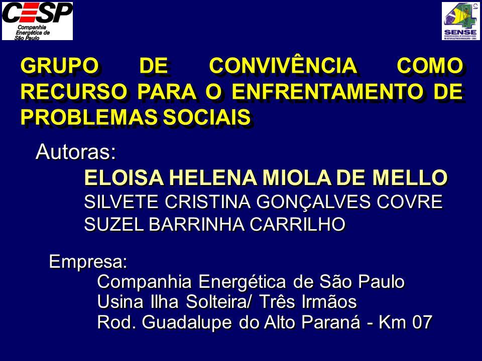 ELOISA HELENA MIOLA DE MELLO