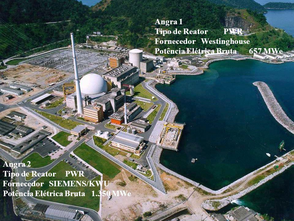 Potência Elétrica Bruta 1.350 MWe