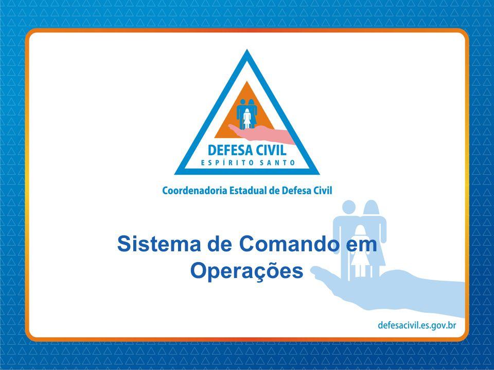 Sistema de Comando em Operações