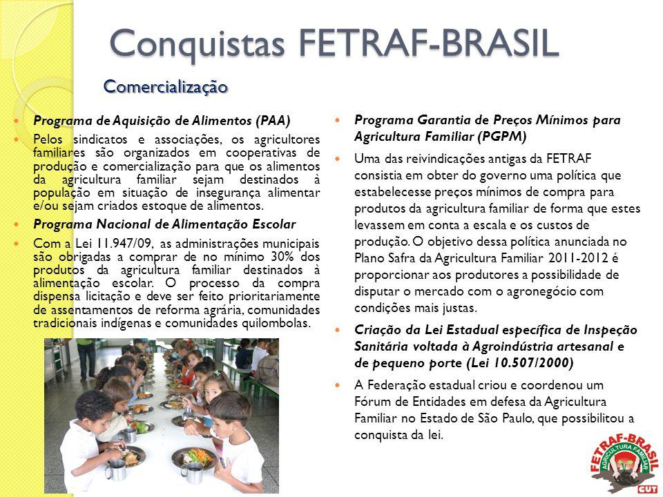 Conquistas FETRAF-BRASIL
