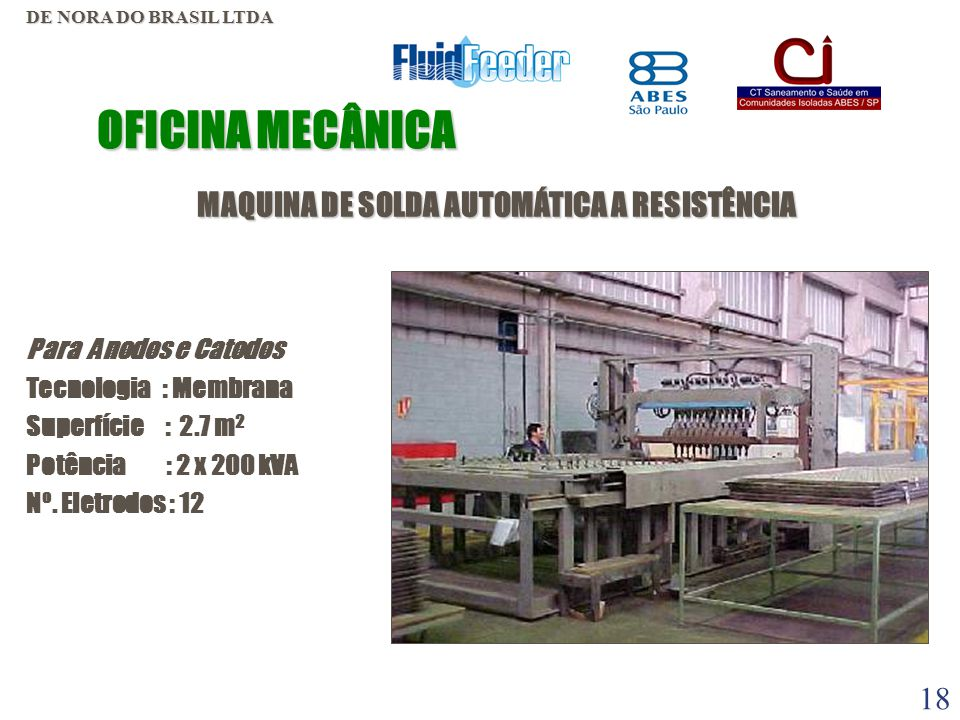 MAQUINA DE SOLDA AUTOMÁTICA A RESISTÊNCIA