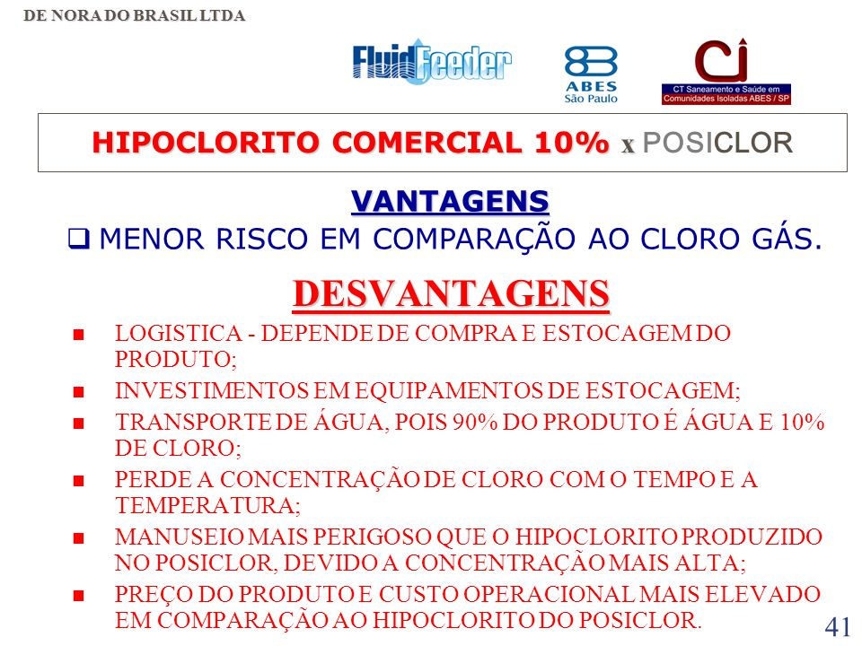 HIPOCLORITO COMERCIAL 10% x POSICLOR
