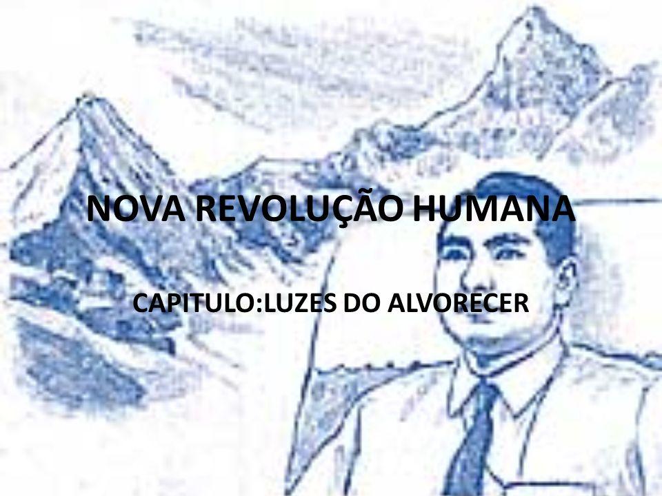 CAPITULO:LUZES DO ALVORECER