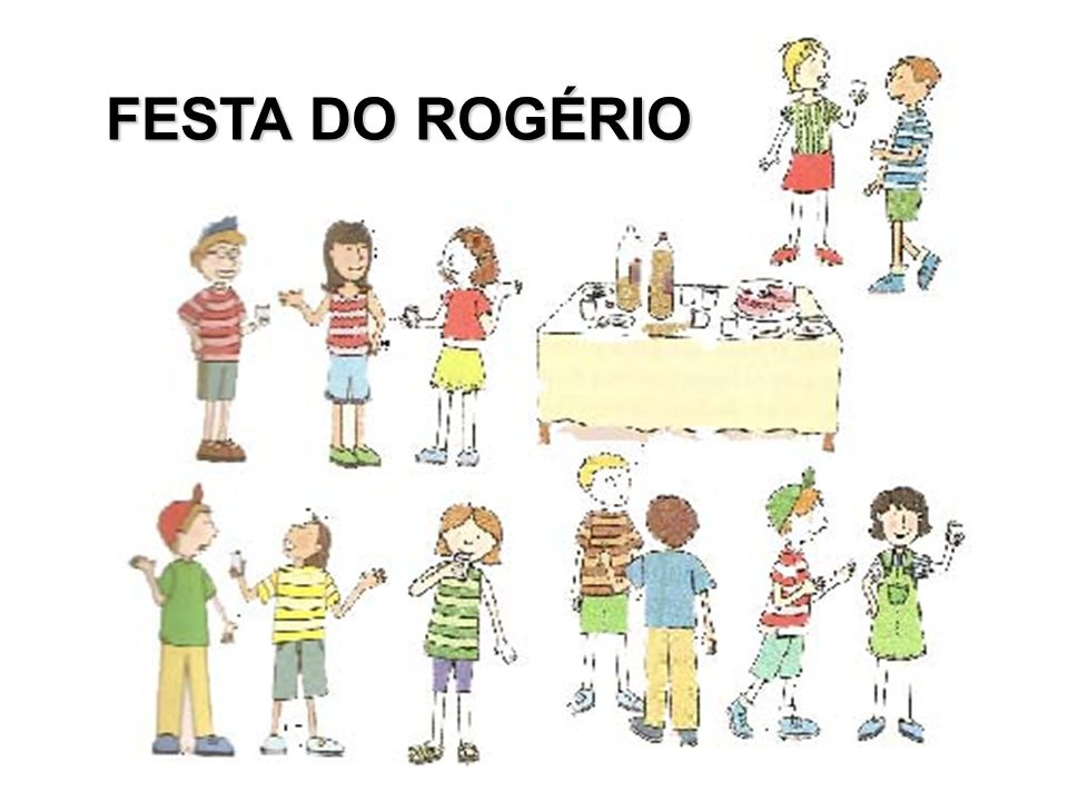 FESTA DO ROGÉRIO