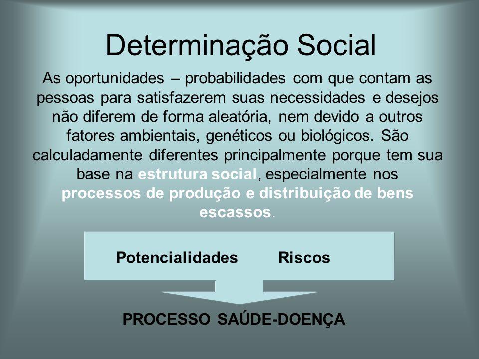 Determinação Social
