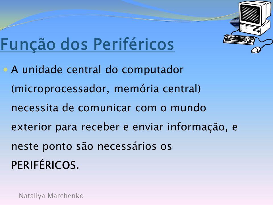 Função dos Periféricos