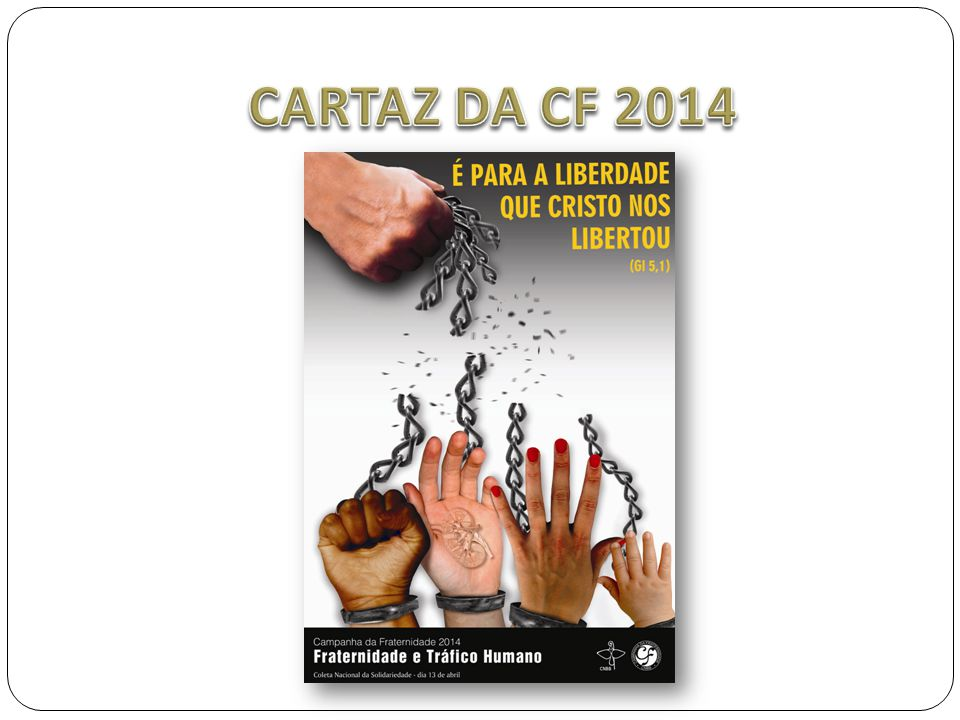 CARTAZ DA CF 2014
