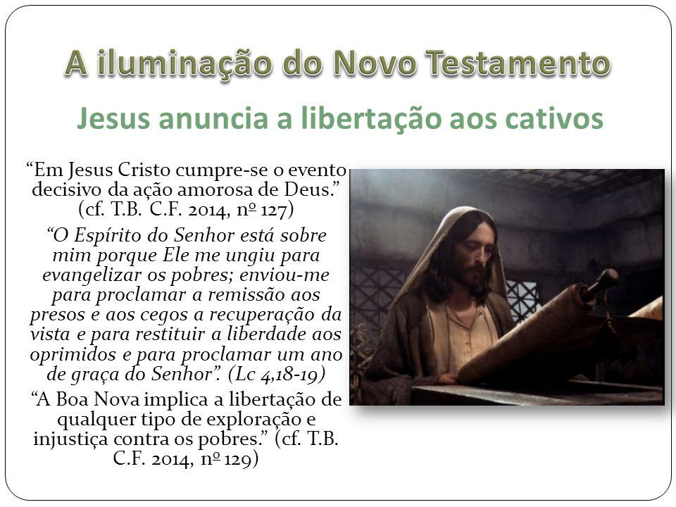 A iluminação do Novo Testamento