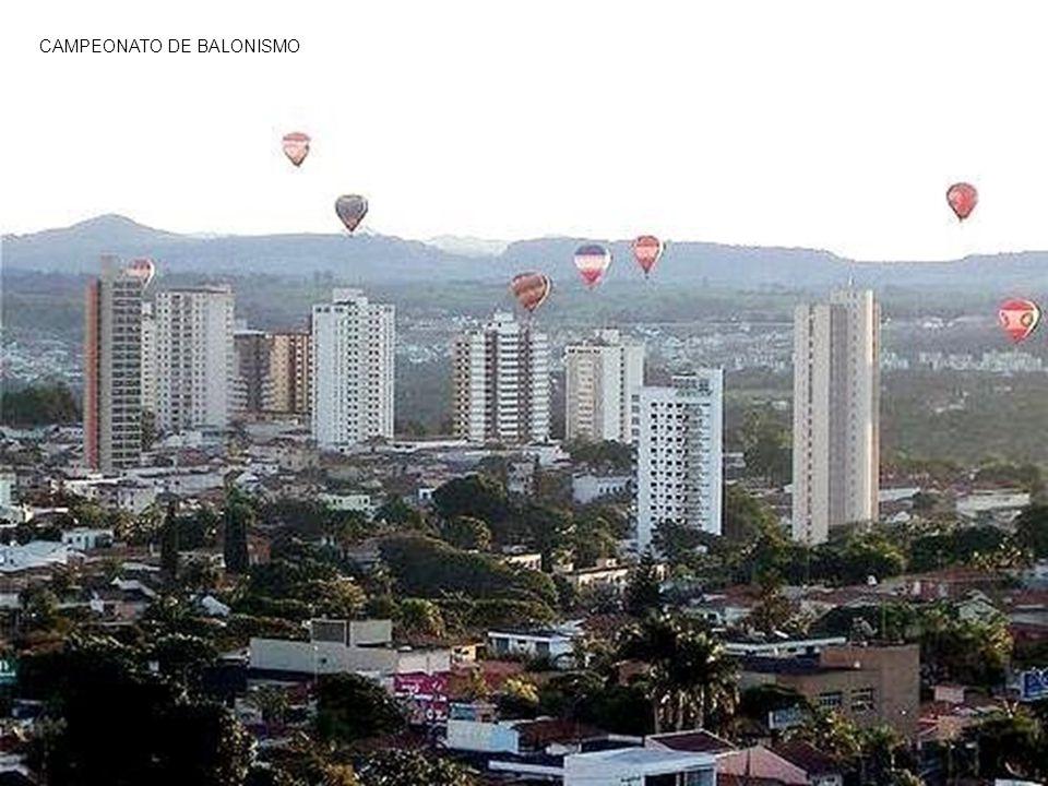 CAMPEONATO DE BALONISMO