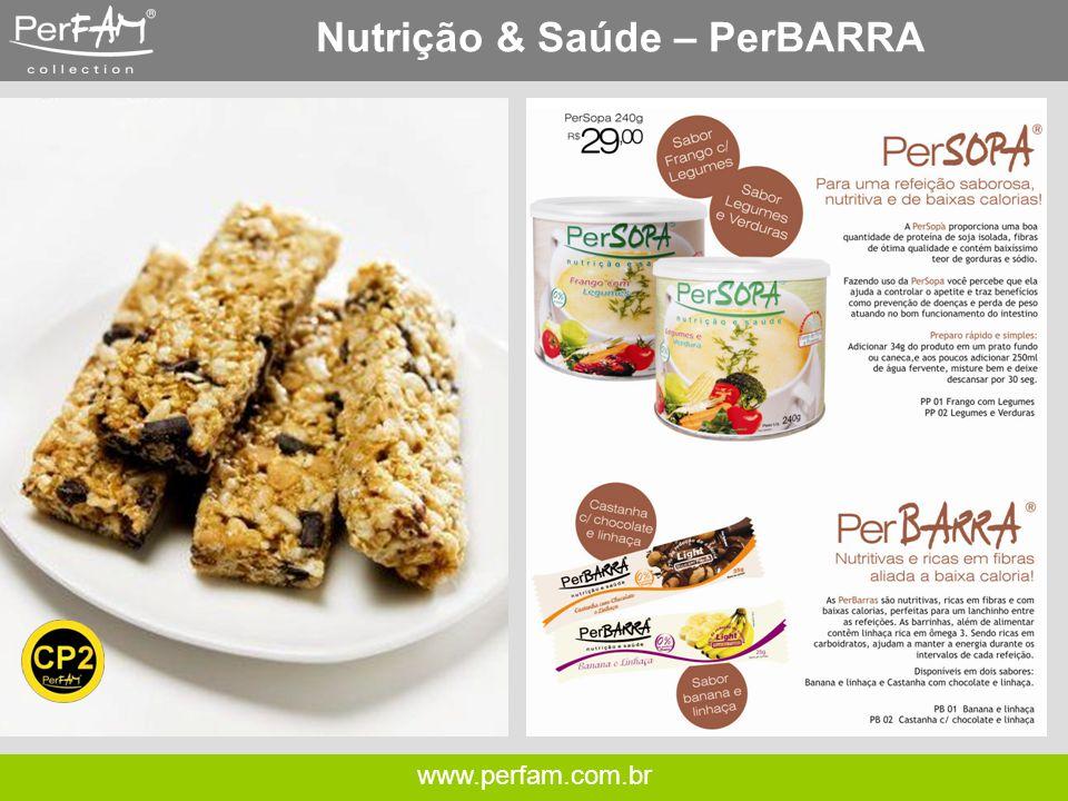 Nutrição & Saúde – PerBARRA