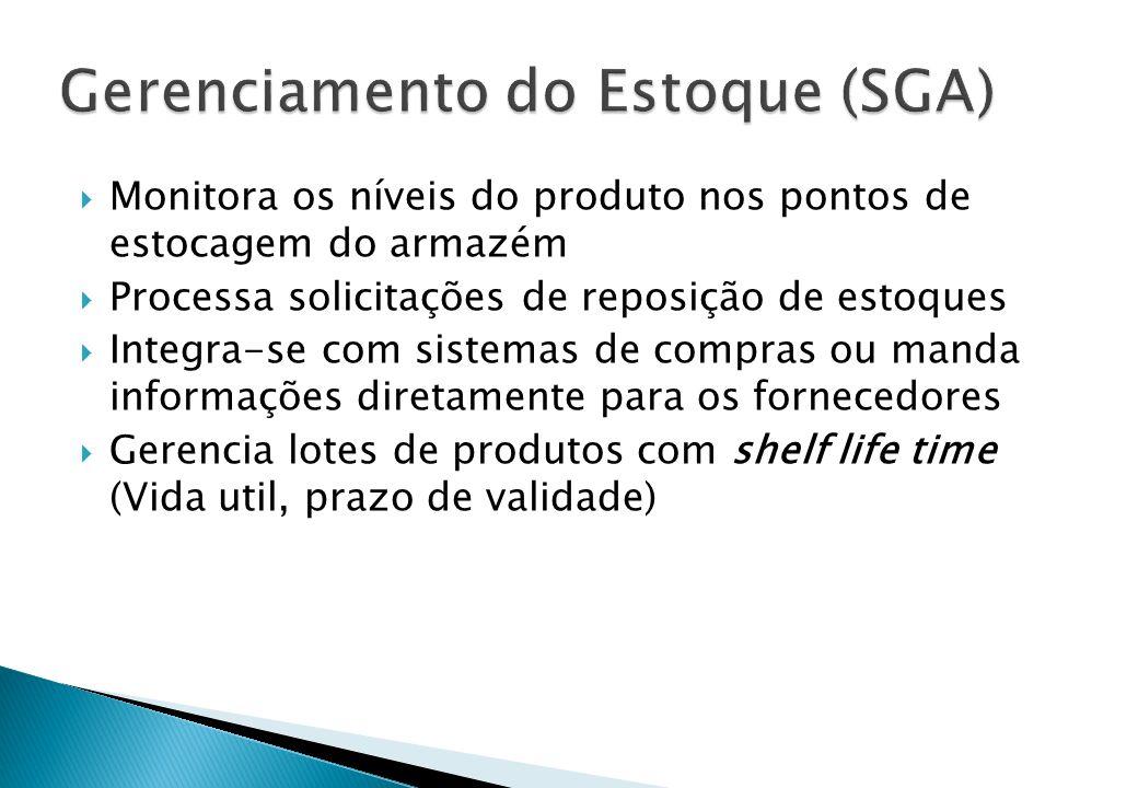 Gerenciamento do Estoque (SGA)