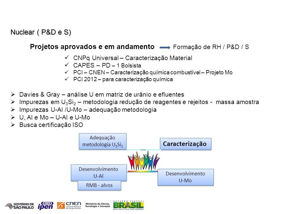 Adequação metodologia U3Si2
