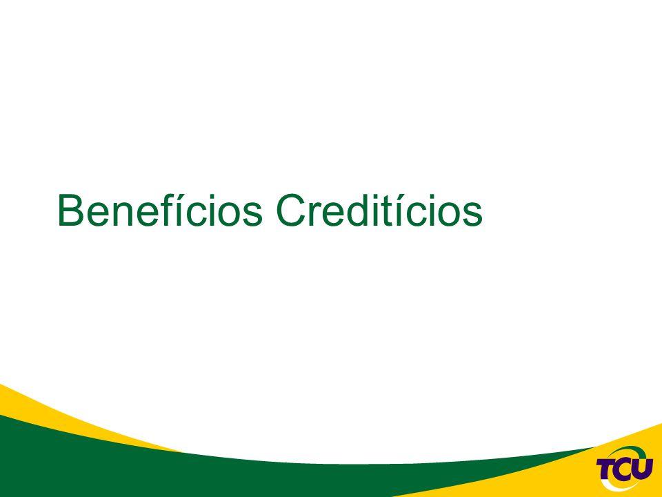 Benefícios Creditícios