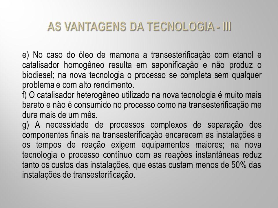 AS VANTAGENS DA TECNOLOGIA - III