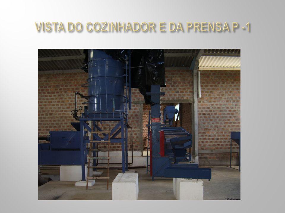 VISTA DO COZINHADOR E DA PRENSA P -1