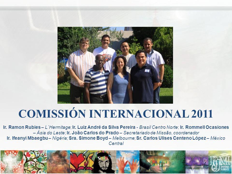 COMISSIÓN INTERNACIONAL 2011