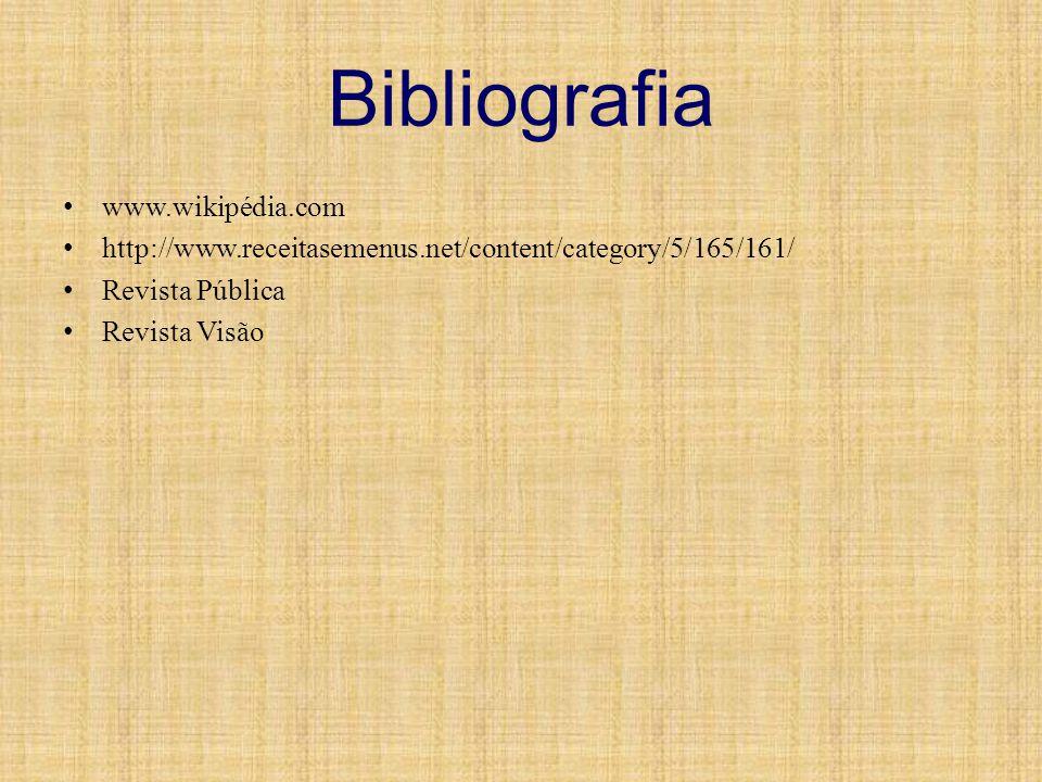 Bibliografia www.wikipédia.com