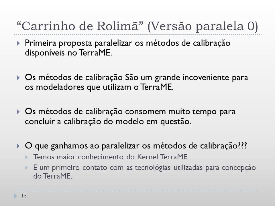 Carrinho de Rolimã (Versão paralela 0)