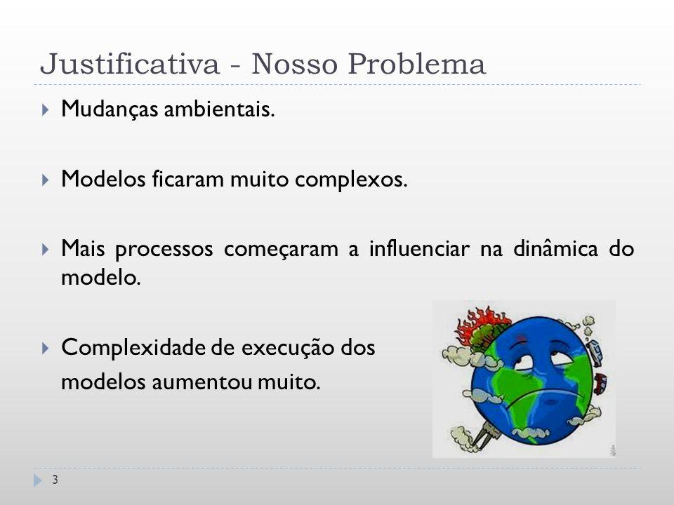 Justificativa - Nosso Problema