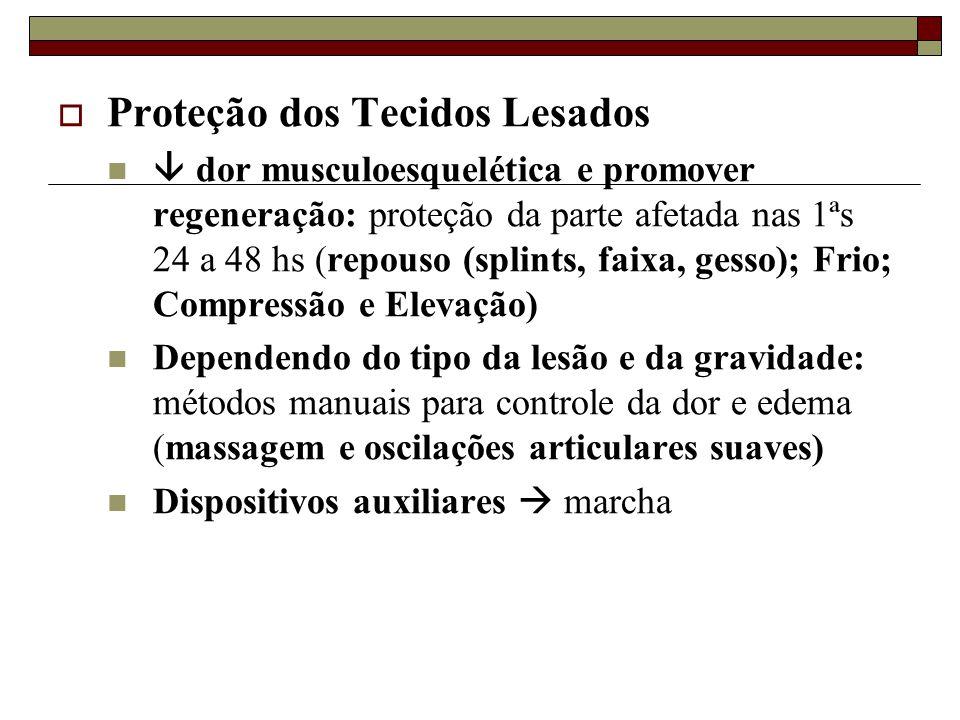 Proteção dos Tecidos Lesados