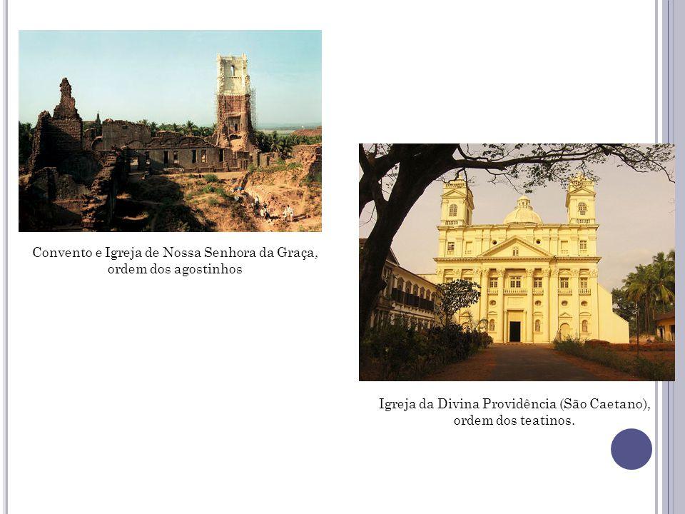 Convento e Igreja de Nossa Senhora da Graça, ordem dos agostinhos