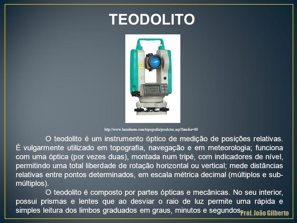 TEODOLITO http://www.hezolinem.com/topografia/produtos.asp familia=68.