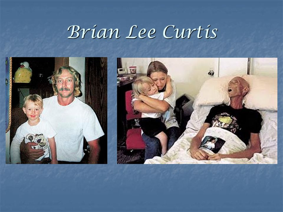 Brian Lee Curtis