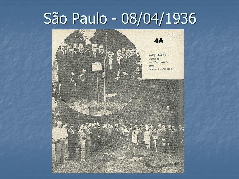 São Paulo - 08/04/1936