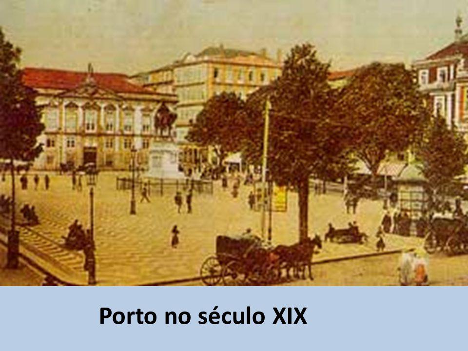 Porto no século XIX
