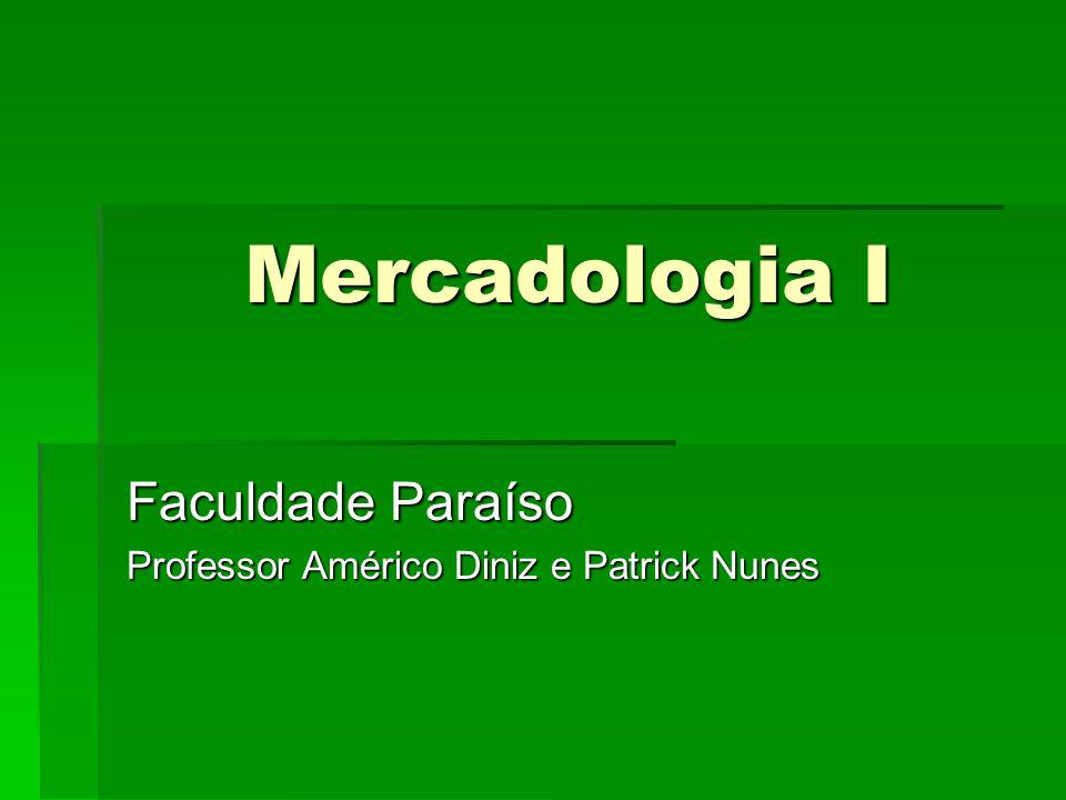 Faculdade Paraíso Professor Américo Diniz e Patrick Nunes