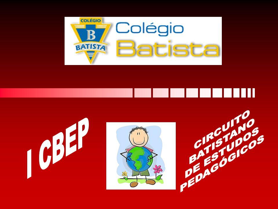 CIRCUITO BATISTANO DE ESTUDOS PEDAGÓGICOS I CBEP