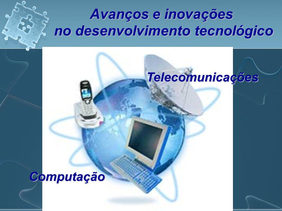 Avanços e inovações no desenvolvimento tecnológico