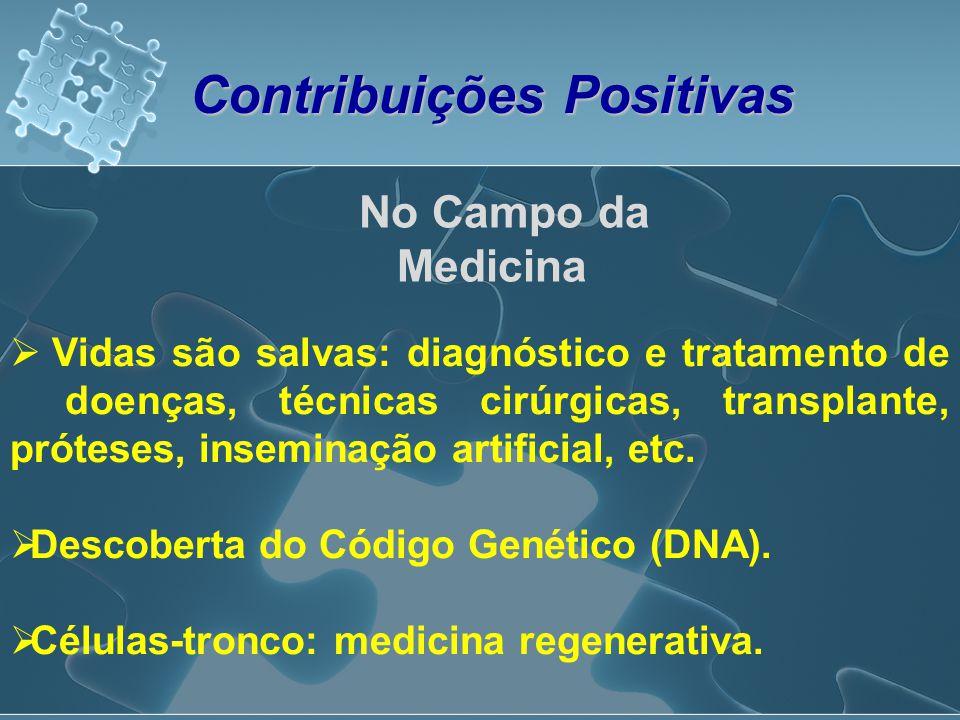 Contribuições Positivas
