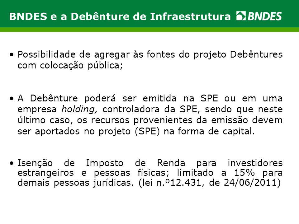 BNDES e a Debênture de Infraestrutura