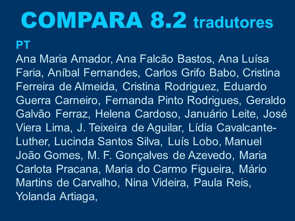 COMPARA 8.2 tradutores PT.