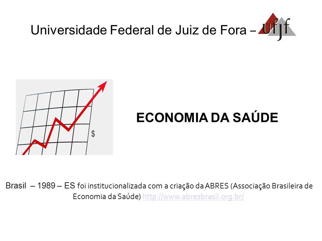 Economia da Saúde) http://www.abresbrasil.org.br/