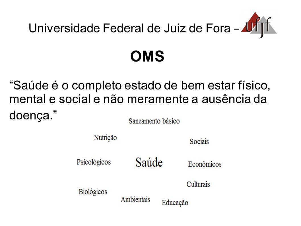 OMS Universidade Federal de Juiz de Fora –