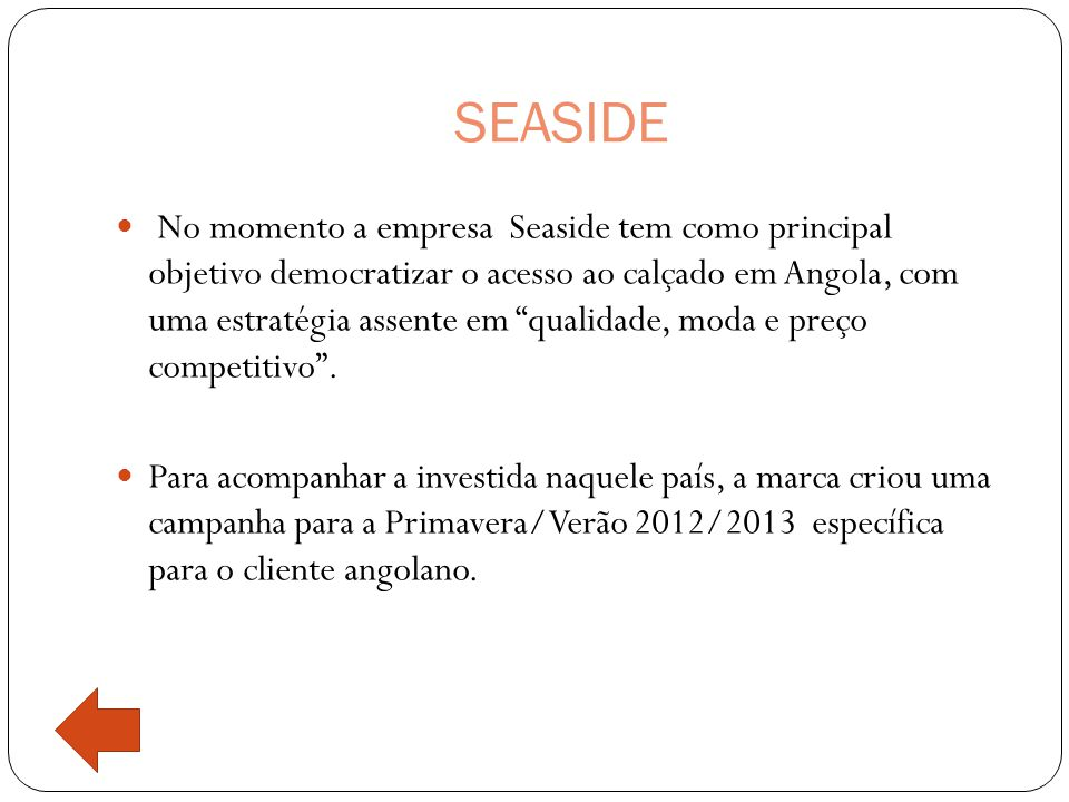 SEASIDE