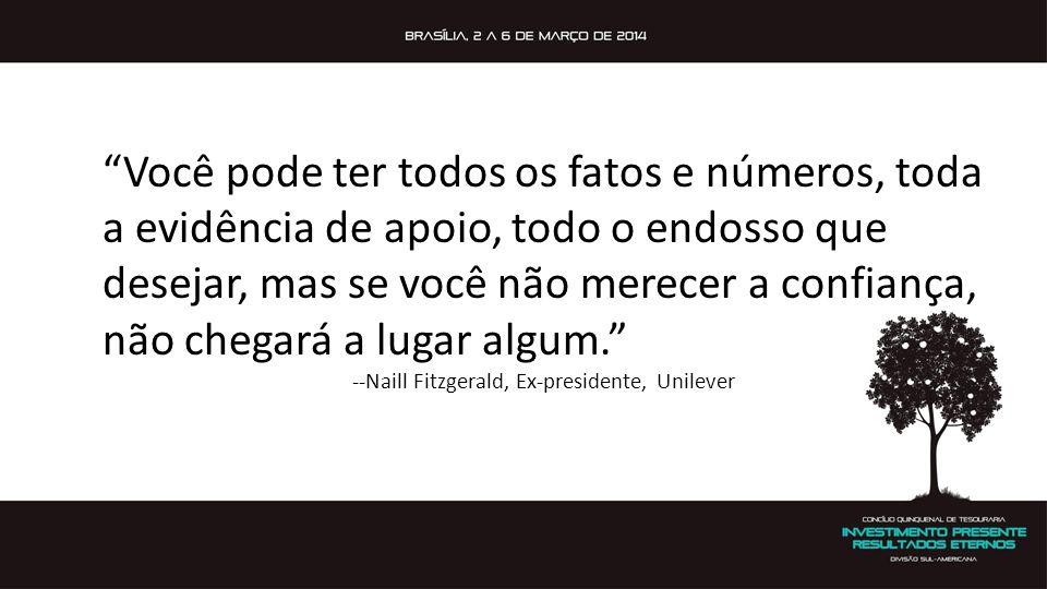 --Naill Fitzgerald, Ex-presidente, Unilever