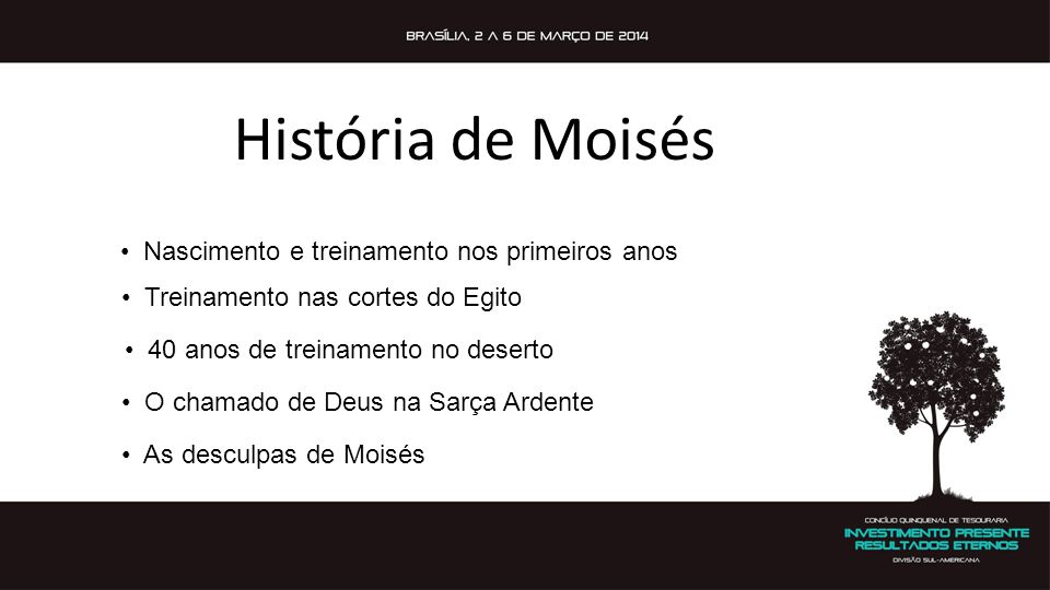 História de Moisés Nascimento e treinamento nos primeiros anos